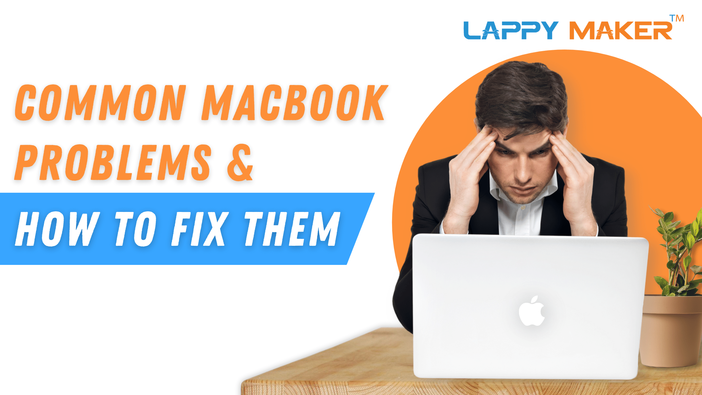 5 Most Common MacBook Problems with 100% Working Solutions